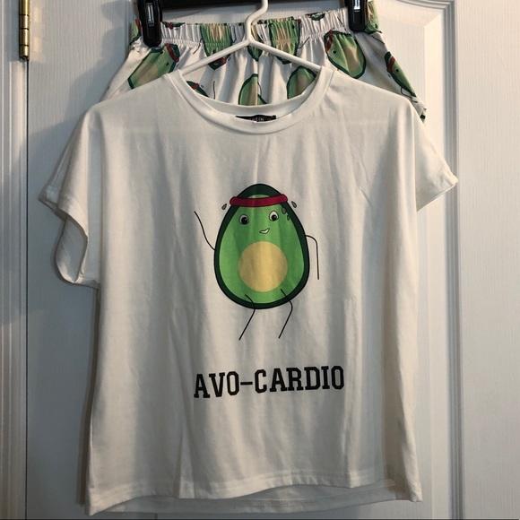 NWOT Avo-Cardio Set